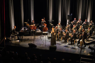 Les Hivernales - Univers Jazz Big Band